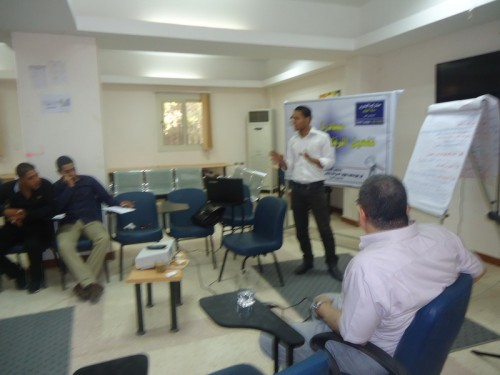 """Activation of Popular Control"" Training - Workshop advocacy and lobbying"