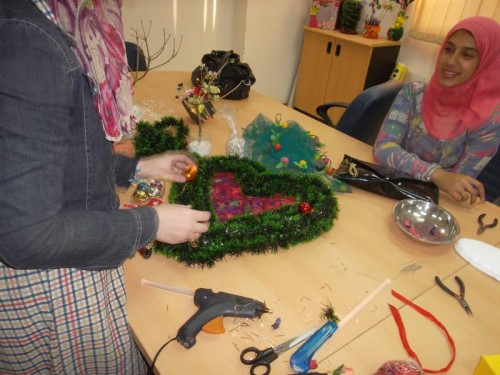 Recycled Art Workshop