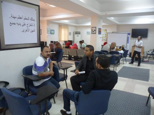 Youth Empowerment Program - the second day