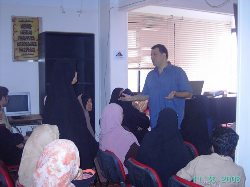 Training beneficiaries on sales and marketing