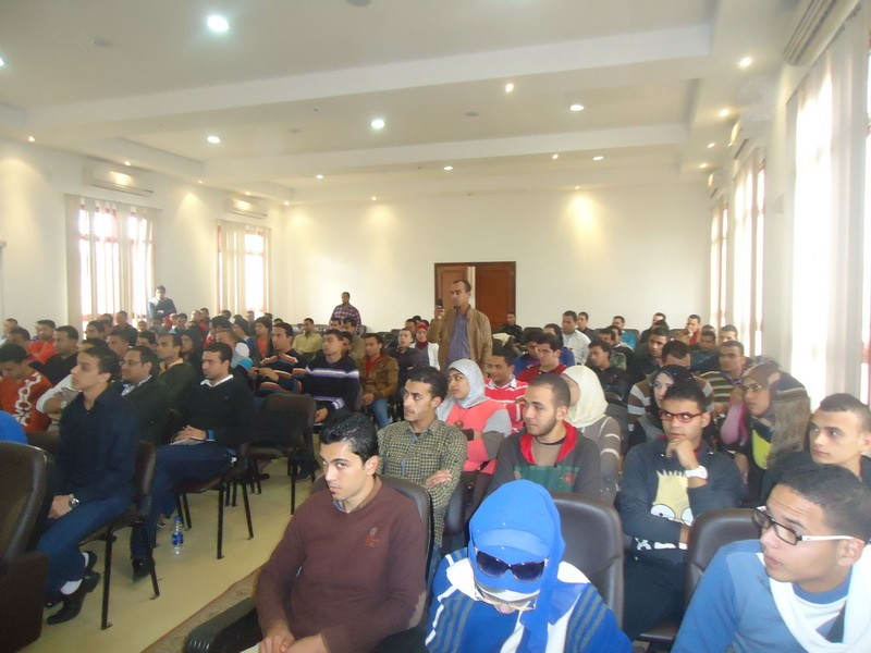 School politics - Port Said on the first day in cooperation with the Ministry of Youth