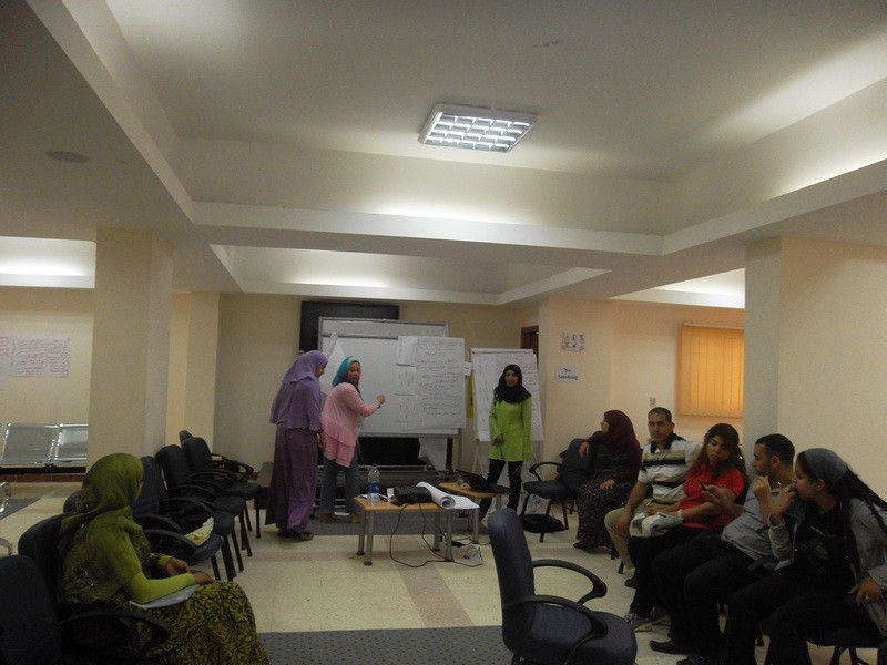 Capacity Building workshop for project staff