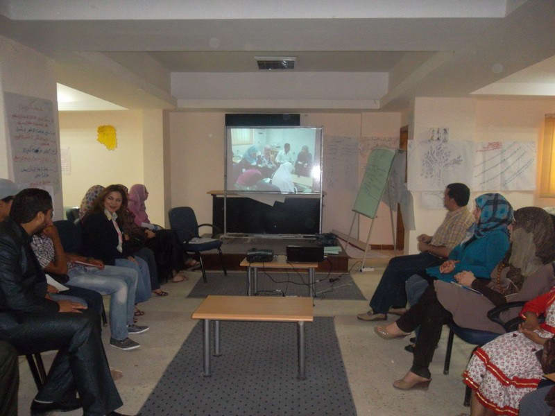 Youth Empowerment Program - The fifth day