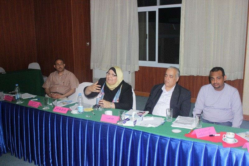 The Third Network meeting of Tawsol / public sector and civil society outreach