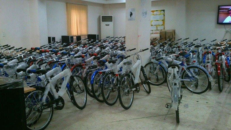Bicycles for Education