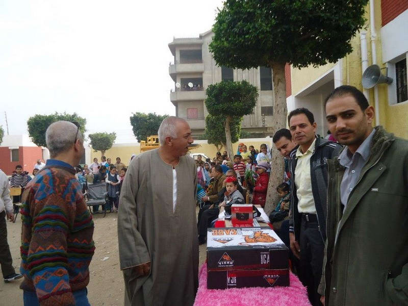 El Sadat Association for Social Development and Welfare Initiative - School Fahmi - Saft Jaddam - Tala