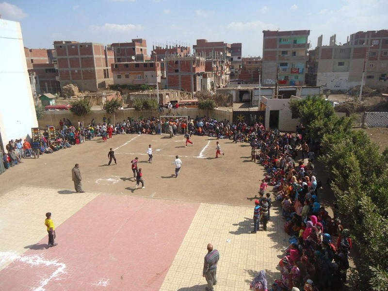 El Sadat Association for Social Development and Welfare Initiative – School qushtokh Primary School
