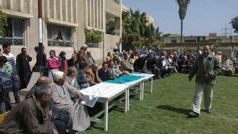 El Sadat Association for Social Development and Welfare Initiative – The development of schools and youth centers
