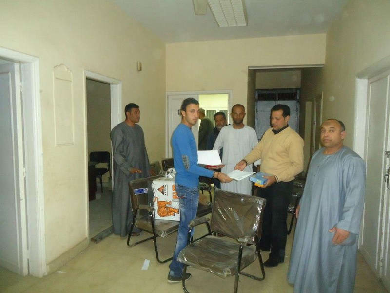 El Sadat Association for Social Development and Welfare Initiative – Nader Youth Center