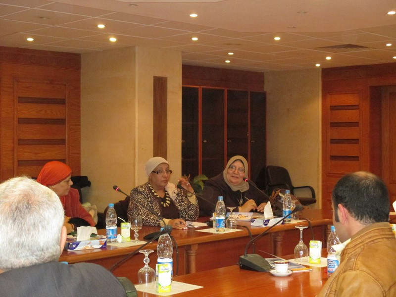 The first Network meeting of Tawsol / public sector and civil society outreach